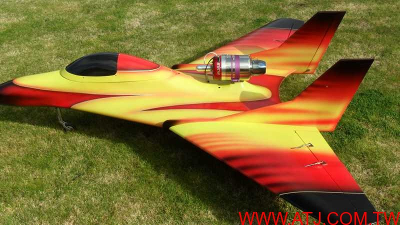 Jeff Kangeroo with ATJ Turbine